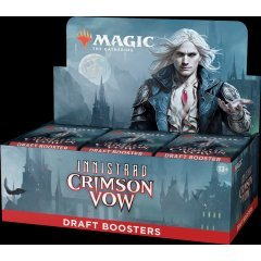 Magic: The Gathering - Innistrad: Crimson Vow Draft Booster English Ver. (Set of 36 Packs)  Wizards of the Coast