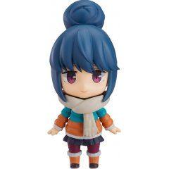 Nendoroid No. 981 Laid-Back Camp: Rin Shima (Re-run) Max Factory