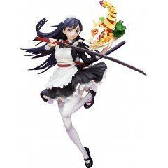 7th Dragon 2020-II 1/7 Scale Pre-Painted Figure: Samurai (Katanako) Maid Style QuesQ