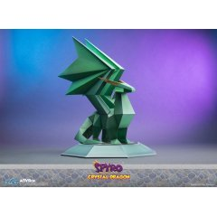 Spyro The Dragon Statue: Crystal Dragon [Standard Edition] DOUBLE COINS First4Figures