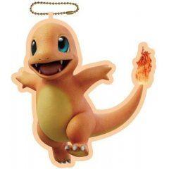 Pokemon Mewtwo Strikes Back Evolution Print Mascot: Charmander Sun Art