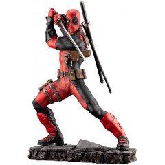 Marvel Universe 1/6 Scale Maximum Fine Art Statue: Deadpool Kotobukiya