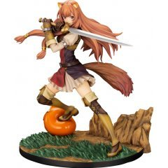 The Rising of the Shield Hero 1/7 Scale Pre-Painted Figure: Raphtalia (Re-run) Kotobukiya