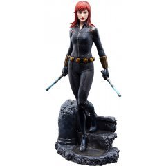 ARTFX Premier Marvel Universe Avengers 1/10 Scale Pre-Painted Figure: Blackwidow Kotobukiya