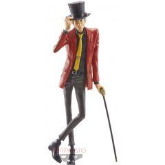 Lupin III The First Master Stars Piece: Lupin the 3rd