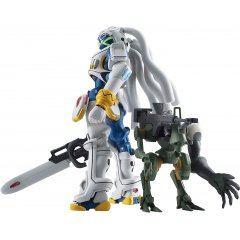 Robot Spirits Side OM Overman King Gainer: King Gainer & Gachico