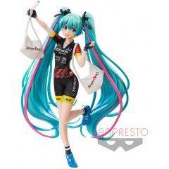 Hatsune Miku Racing Ver. Espresto Est - Print & Hair Racing Miku 2019 Team Ukyo