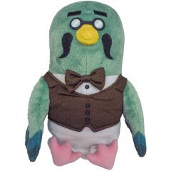 Animal Crossing All Star Collection Plush: DP11 Brewster (S) San-ei Boeki