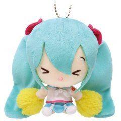 Hatsune Miku Cute Plush Cheer Ver. (C) Taito