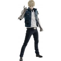 One Punch Man 1/6 Scale Articulated Figure: Genos (Season 2) Threezero