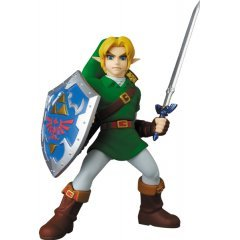 Ultra Detail Figure No. 564 The Legend of Zelda: Link (Ocarina of Time) Medicom