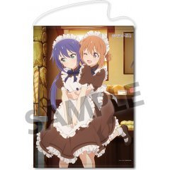 Asteroid in Love B2 Wall Scroll: Mira & Ao Hobby Stock