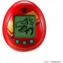 EVANGELION x Tamagotchi: General-Purpose Egg Type Kessen Heiki Evacchi Asuka Model Tamashii (Bandai Toys)