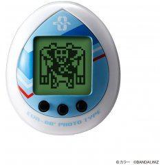 EVANGELION x Tamagotchi: General-Purpose Egg Type Kessen Heiki Evacchi Rei Model Tamashii (Bandai Toys)