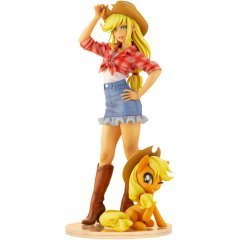 My Little Pony Bishoujo 1/7 Scale Pre-Painted Figure: Applejack Kotobukiya