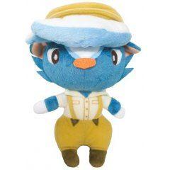 Animal Crossing Plush: DP17 Kicks (Re-run) San-ei Boeki
