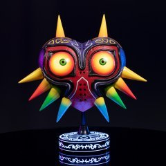 The Legend of Zelda Majora's Mask PVC Statue: Majora's Mask (Collector's Edition) First4Figures