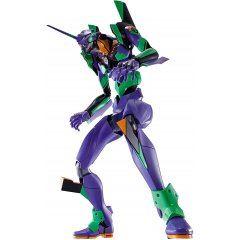Dynaction Rebuild of Evangelion: Humanoid Decisive Weapon Artificial Human Evangelion EVA-01 Tamashii (Bandai Toys)
