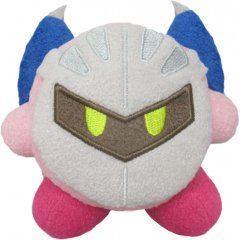 Kirby's Dream Land Kirby Muteki! Suteki! Closet Plush: MSC-004 Character Costume (Meta Knight) San-ei Boeki