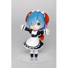 Re:Zero kara Hajimeru Isekai Seikatsu Crystal Figure: Rem Dog Ears Ver. DOUBLE COINS Taito
