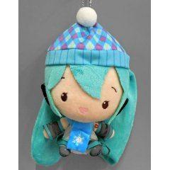 Hatsune Miku Cute Plush Winter Ver. (A) Taito