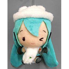 Hatsune Miku Cute Plush Winter Ver. (B) Taito