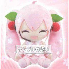 Sakura Miku Big Plush (Smile) Taito