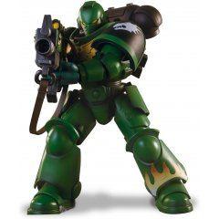 Warhammer 40,000 Action Figure: Salamanders Intercessor with Bolt Rifle Tamashii (Bandai Toys)