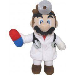 Dr. Mario World Plush: DMP01 Dr. Mario (S Size) San-ei Boeki