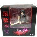 Hell Girl 1/8 Scale Pre-Painted PVC Figure: Enma Ai