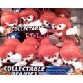 Classic Sonic the Hedgehog Beanie: Knuckles