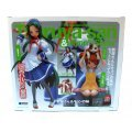 Treasure Figure Collection Suzumiya Haruhi no Yuutsu 1/10 Scale Pre-Painted PVC Figure Set: Tsuruya-san & Kyon's sister