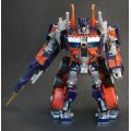 Battle Mode Transformers MA-21 Pre-Painted Figure: Optimus Prime