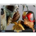 Judge Dredd - Dredd vs Death Statue