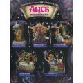 Alice in Wonderland Formation Arts Trading Figure
