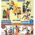 40th Weekly Jump Dragon Ball Z X One Piece Competing of Dream 2 Pre-Painted Trading Figure