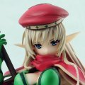 Queens Blade 1/7 Scale Pre-Painted PVC Figure: Combat Instructor Allean (Re-run)