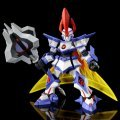 Hyper Function Little Battlers Experience Plastic Model Kit: Sacred Knight Emperor