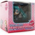 Vocaloid Pre-Painted Mini Figure: Hatsune Miku (Sakura No Ame)
