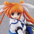 Magical Girl Lyrical Nanoha Striker S 1/7 Scale Pre-Painted PVC Figure: Takamachi Nanoha (Exceed Mode)