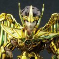 Saint Seiya Cloth Myth Non Scale Pre-Painted Action Figure: Sagittarius Aiolos (Re-run)