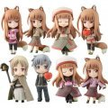 Spice and Wolf Niitengo Collection Pre-Painted Trading Figure