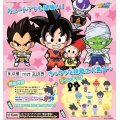 Mega House Dragon Ball Kai Fortune-Telling Chapter Frieza Attack Key Chain Toy