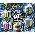 Dr. Korokoro Colourful Puzzle Game Gashapon