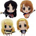 K-ON! Prize Plush Doll: Hirasawa Yui (Banpresto Version)