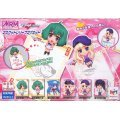 Macross Frontier Pre-Painted Mascot Relief Magnet Trading Figure
