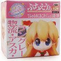 Neon Genesis Evangelion Puchi EAB Deformania Collection 6 Pre-Painted Mini Figure: Asuka