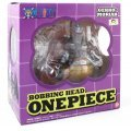 One Piece Bobbing Head Vol.3 Pre-Painted PVC Figure: Gecko Moria