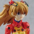 Fraulein Revoltech Series No. 018 - Neon Genesis Evangelion 1/10 Scale Pre-Painted PVC Figure: Shikinami Asuka Langley