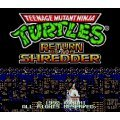 Teenage Mutant Ninja Turtles: Return of the Shredder